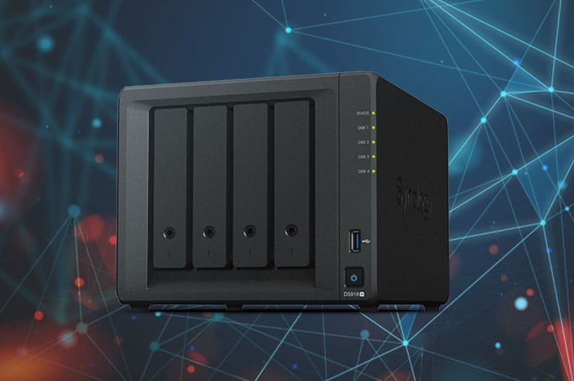 synology ds918 review