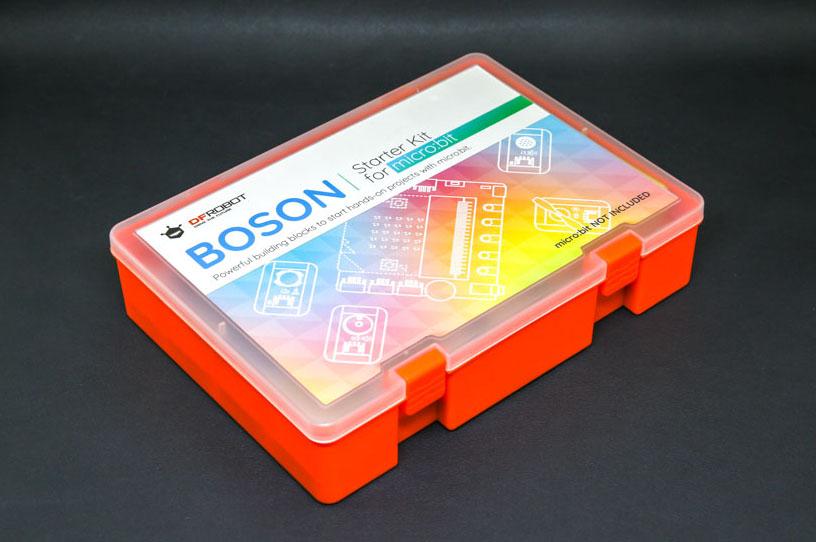 DFRobot BOSON Start Kit for Microbit Review